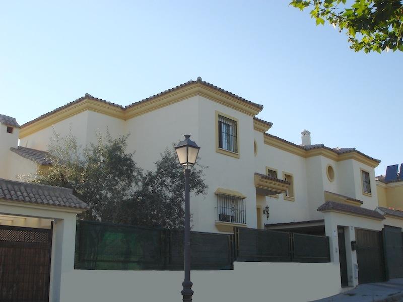 Se Alquila Villa en Marbella Este